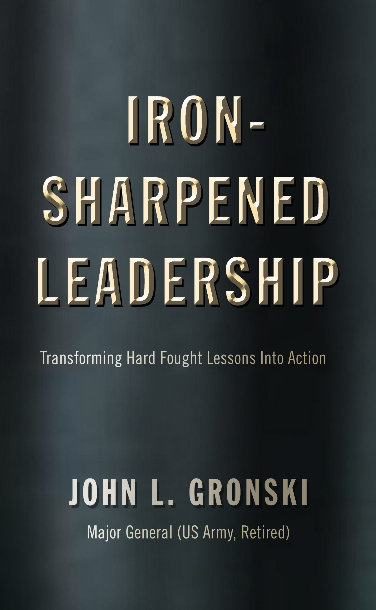 Iron Sharpened Leadership Cover